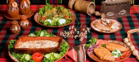 Болгарские национальные блюда