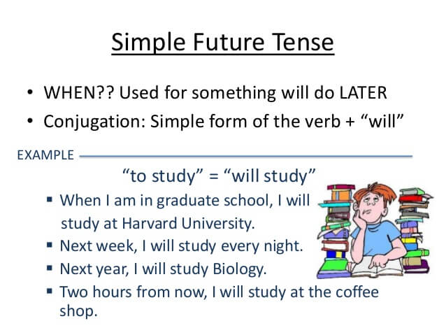 example essay using present perfect tense