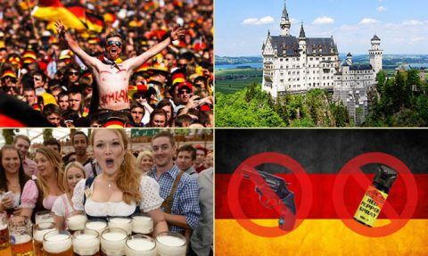 Самые интересные факты о Германии
