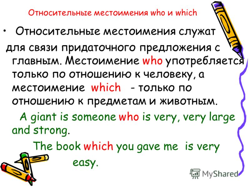 Местоимения what, who, whom, which, whose