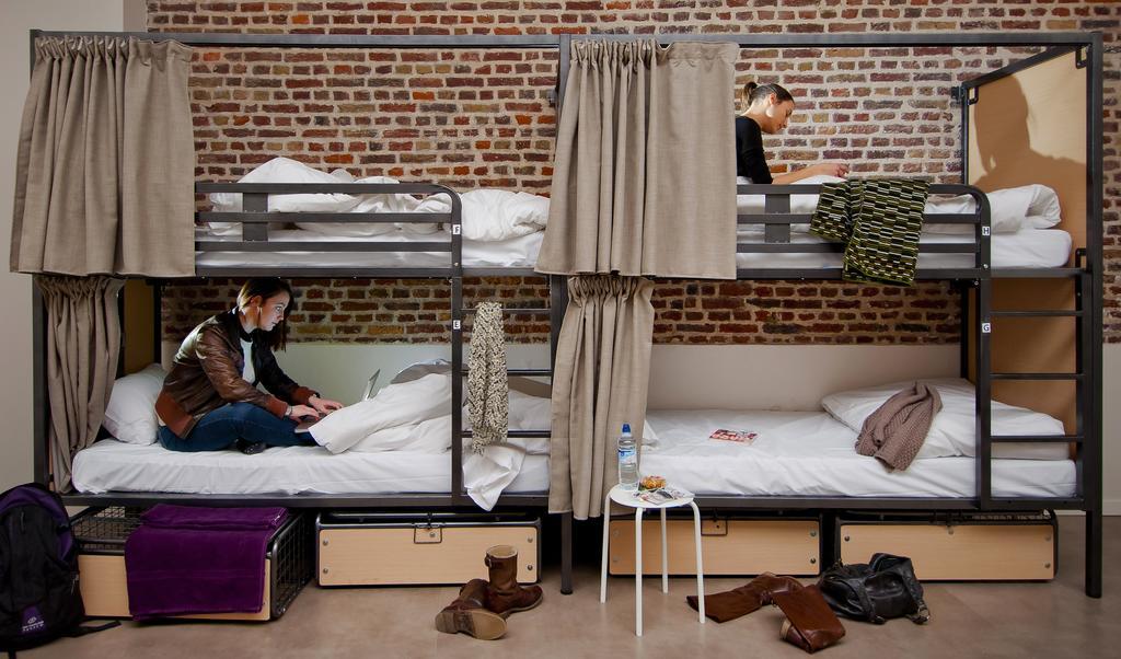 Студенческое общежитие во Франции фото