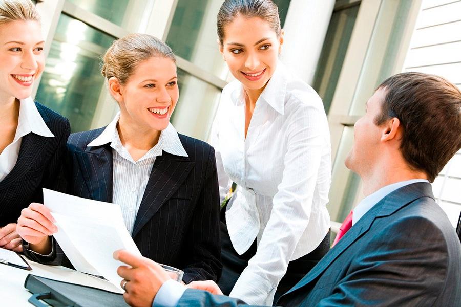 Бизнес переговоры фото