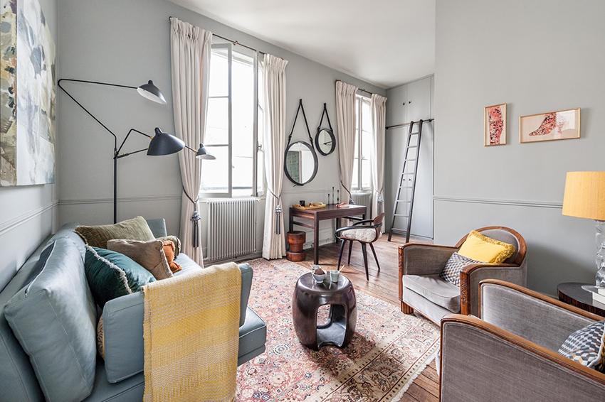 Квартира в Провансе фото