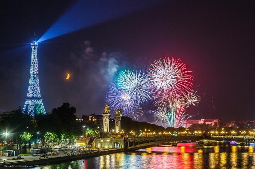 Прекрасная Франция фото