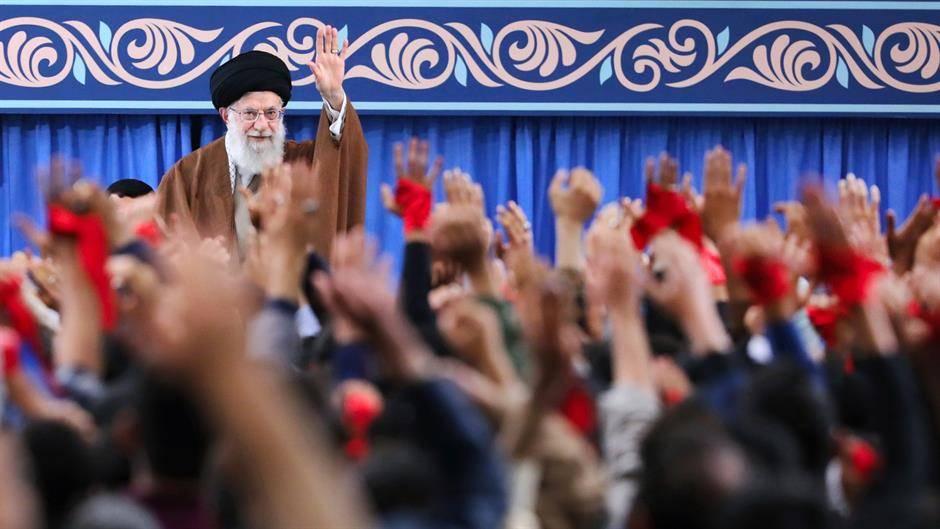 Санкции против Ирана фото