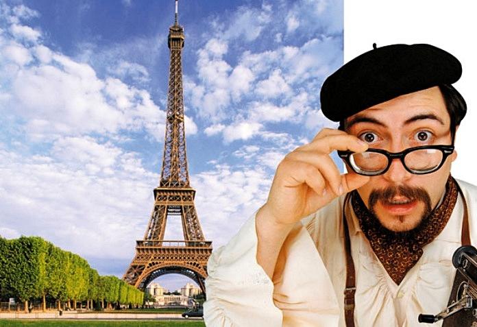 Традиции Франции фото