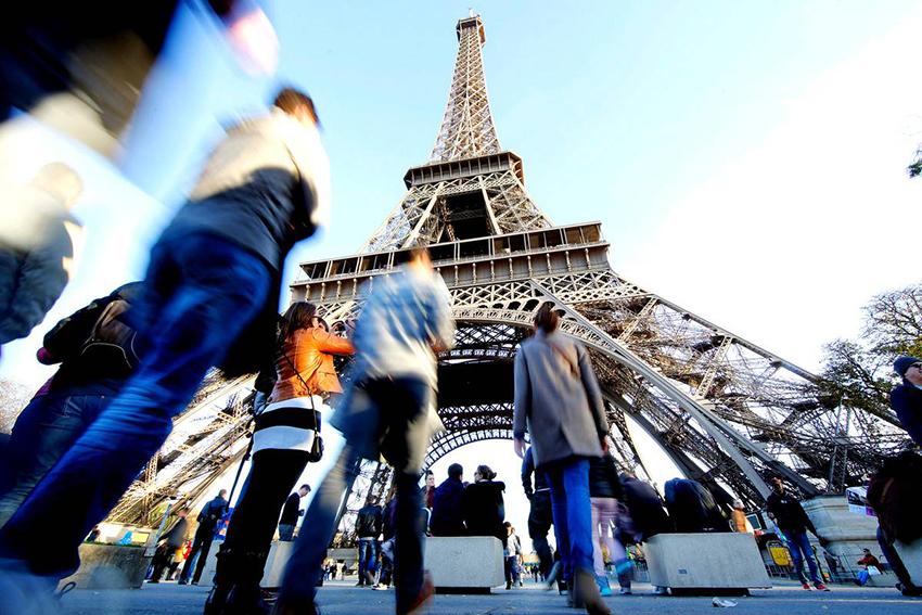Жители Франции фото